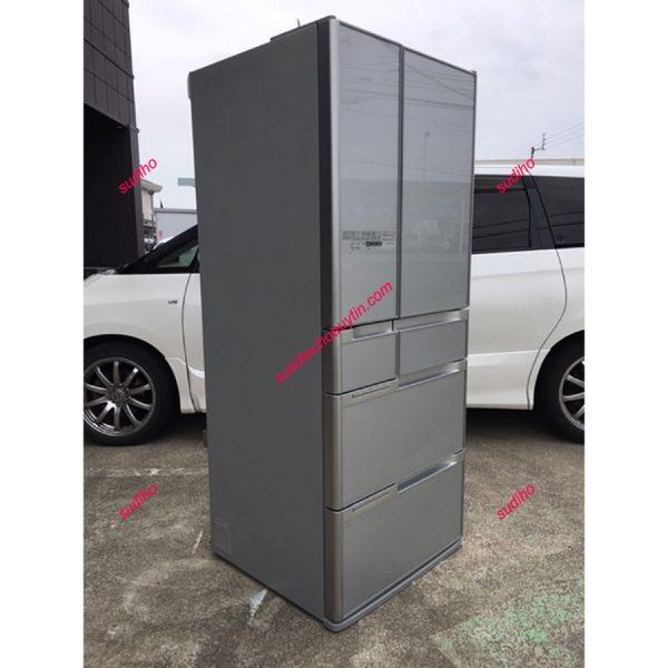 Tủ Lạnh Hitachi Nhật R-B6200-620L-2011