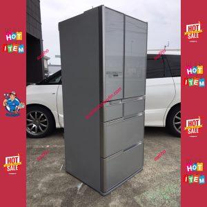 Tủ Lạnh Hitachi R-B6200-620L Nội Địa Nhật