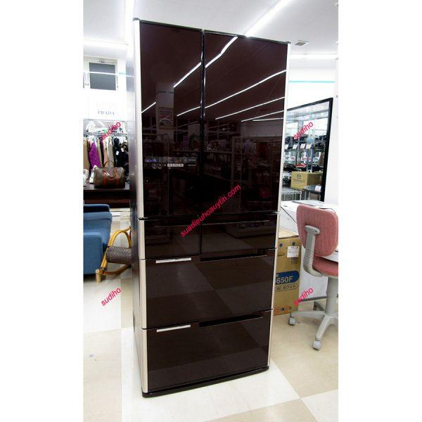 Tủ Lạnh Hitachi Nhật R-C6200-620L-2013