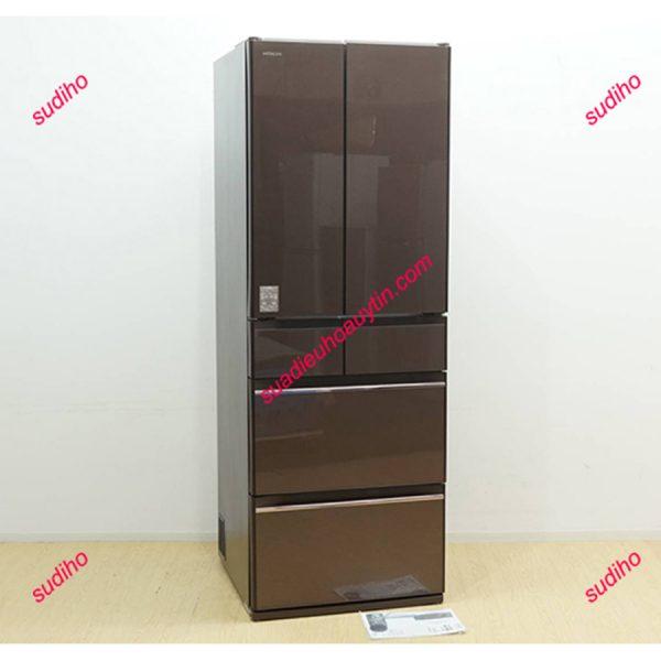 Tủ Lạnh Hitachi R-HW52J-520L Nội Địa Nhật