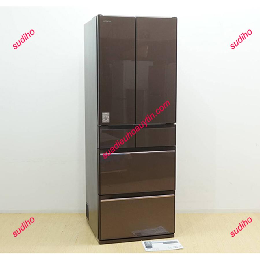 Tủ Lạnh Hitachi Nhật R-HW52J-520L-2018