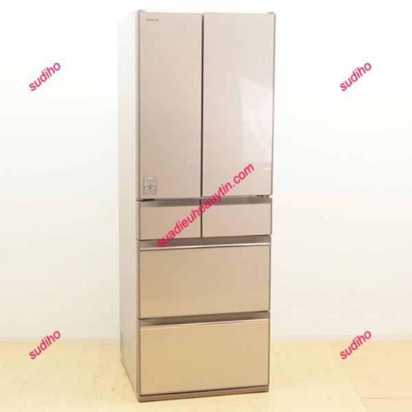 Tủ Lạnh Hitachi R-HW52J-XN-520L Nội Địa Nhật