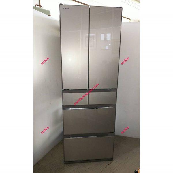 Tủ Lạnh Hitachi R-HW52K-520L Nội Địa Nhật
