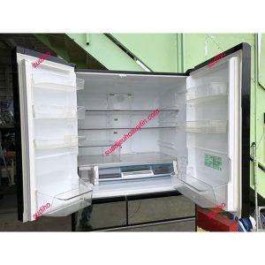 Tủ Lạnh Hitachi Nhật R-WX7400G-735L-2017