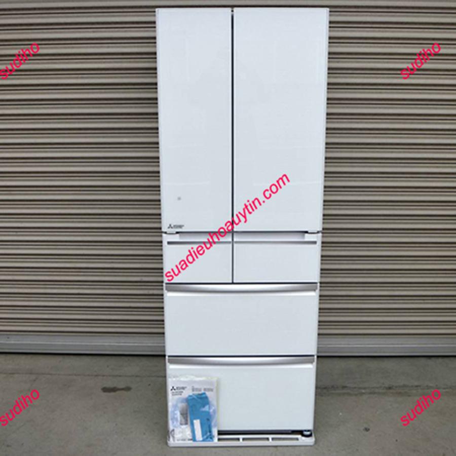 Tủ Lạnh Mitsubishi MR-WX52C-W-517L Nội Địa Nhật