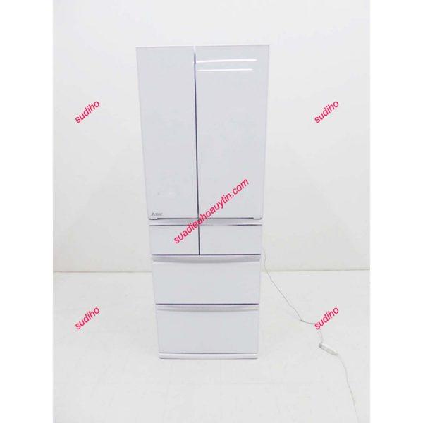Tủ Lạnh Mitsubishi MR-WX52D-W-517L Nội Địa Nhật