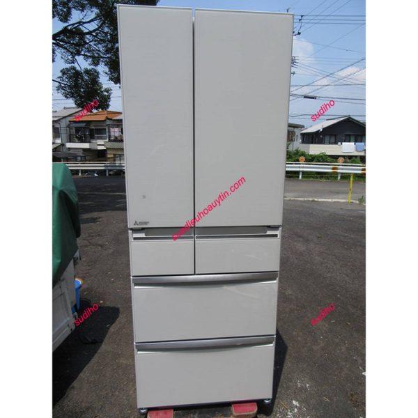 Tủ Lạnh Mitsubishi MR-WX60C-W-600L Nội Địa Nhật
