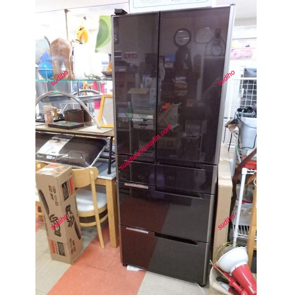 Tủ Lạnh Hitachi Nhật R-B5200-517L-2011