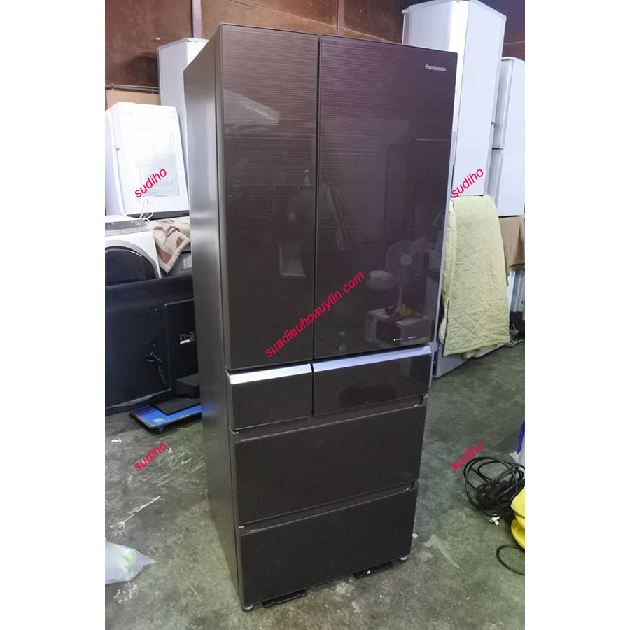 Tủ Lạnh Panasonic Nhật NR-F502XPV-X 501L 2017