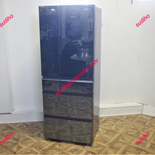 Tủ Lạnh Panasonic Nhật NR-F501XPV-X 501L 2017