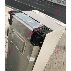 Tủ Lạnh Panasonic Nhật NR-F504T-N 501L 2010