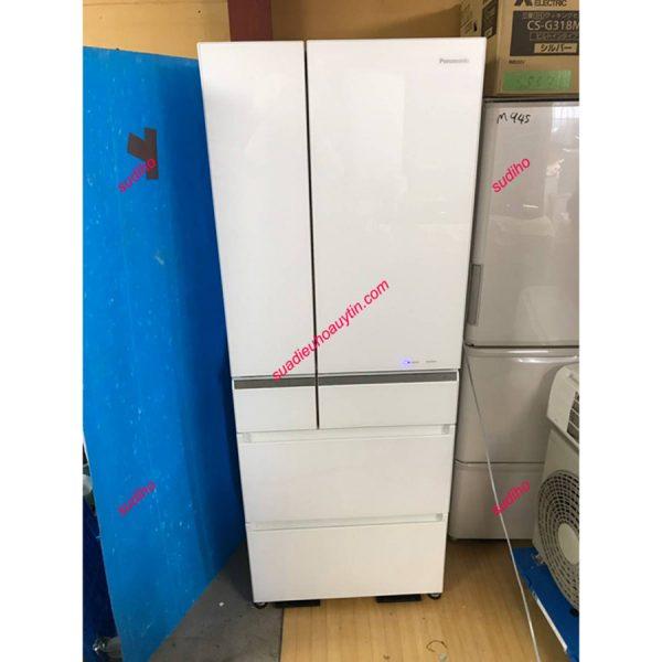 Tủ Lạnh Panasonic NR-F510PV-W 508L Nội Địa Nhật