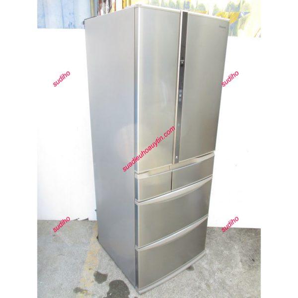 Tủ Lạnh Panasonic NR-F557XV-SS-552L Nội Địa Nhật