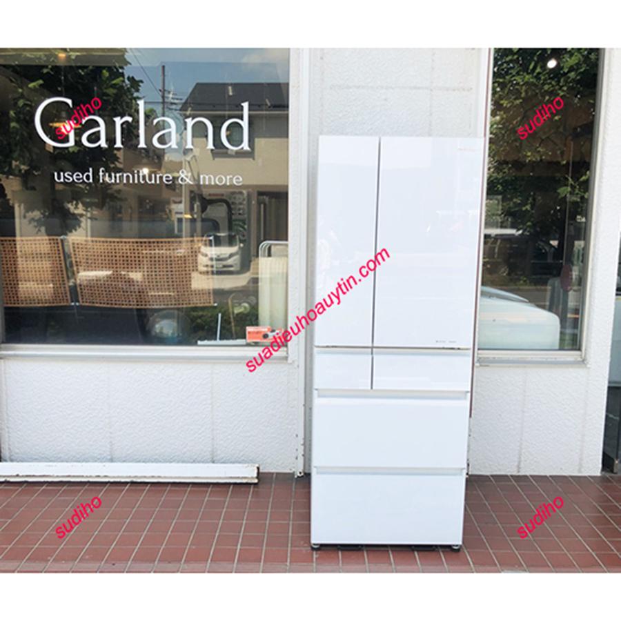 Tủ Lạnh Panasonic NR-F604HPX-W-600L Nội Địa Nhật