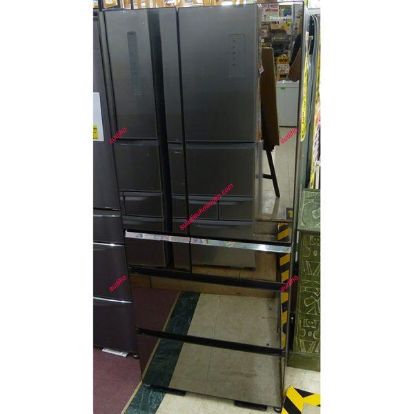 Tủ Lạnh Panasonic NR-F610XPV-X-608L Nội Địa Nhật