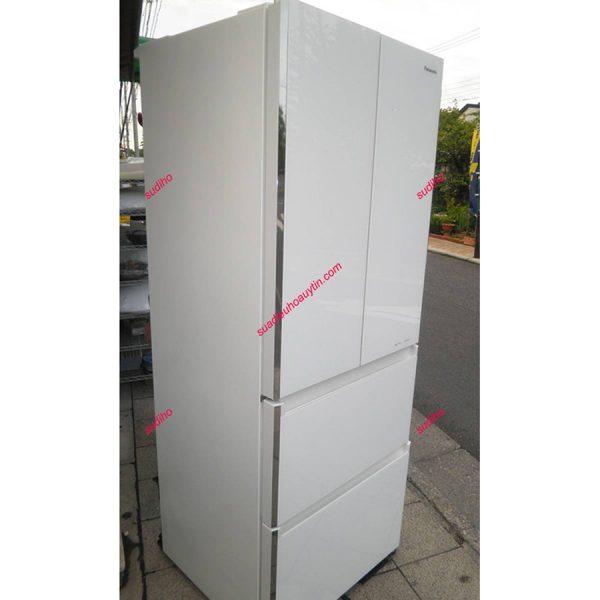 Tủ Lạnh Panasonic Nhật NR-JD5100S-W-506L-2015