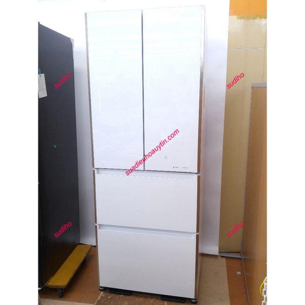 Tủ Lạnh Panasonic Nhật NR-JD5103V-W-505L-2019