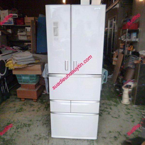 Tủ Lạnh Toshiba Nhật GR-E50FX-501L-2012