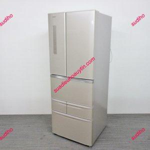 Tủ Lạnh Toshiba GR-F51FS-510L Nội Địa Nhật