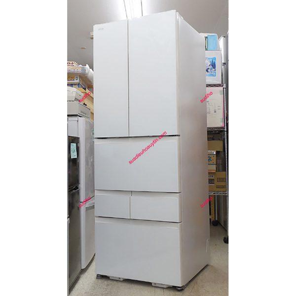Tủ Lạnh Toshiba GR-K510FD-ZW-509L Nội Địa Nhật
