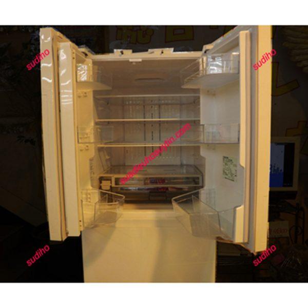 Tủ Lạnh Toshiba GR-M600FW-601L Nội Địa Nhật