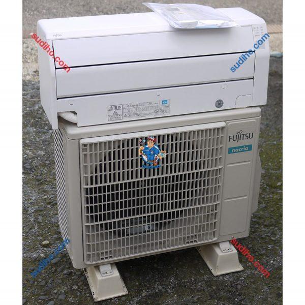 Điều Hòa Nội Địa Nhật Fujitsu AS-C22H-W Inverter 2 Chiều