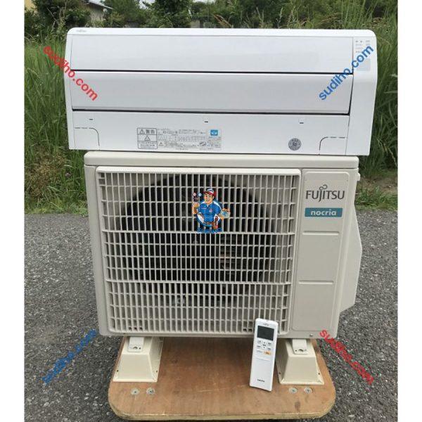 Điều Hòa Nội Địa Nhật Fujitsu AS-C22J-W Inverter 2 Chiều