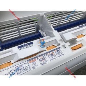 Điều Hòa Nội Địa Nhật Fujitsu AS-G40G2W Inverter 2 Chiều
