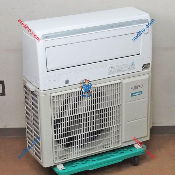 Điều Hòa Nội Địa Nhật Fujitsu AS-M22J-W Inverter 2 Chiều