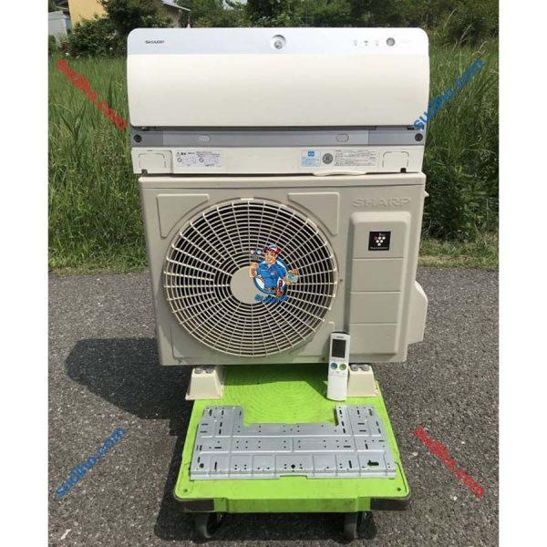 Điều Hòa Nội Địa Nhật Sharp AY-F40X2-W Inverter 2 Chiều