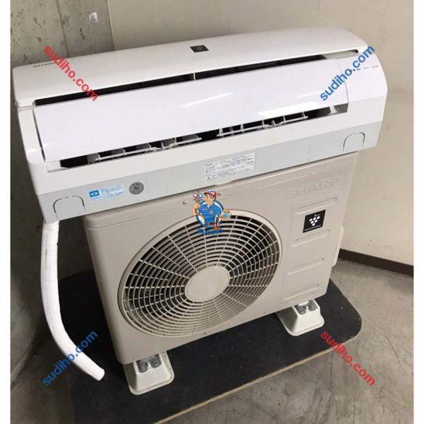 Điều Hòa Nội Địa Nhật Sharp E22DG Inverter 2 Chiều