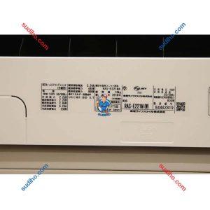 Điều Hòa Nội Địa Nhật Toshiba RAS-E221M (W) Inverter 2 Chiều