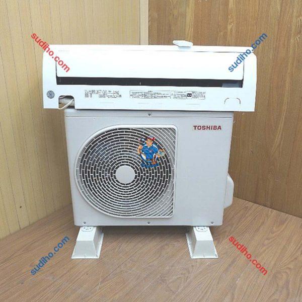 Điều Hòa Nội Địa Nhật Toshiba RAS-F221M (W) Inverter 2 Chiều