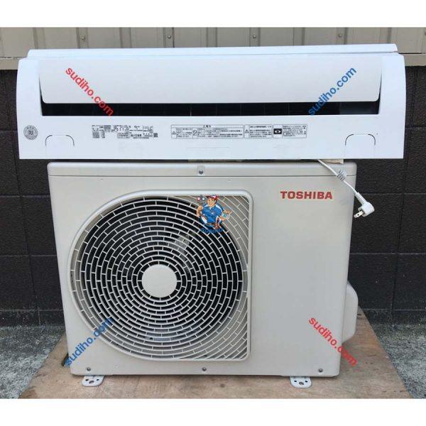 Điều Hòa Nội Địa Nhật Toshiba RAS-F221MA Inverter 2 Chiều