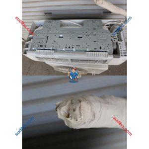 Điều Hòa Nội Đia Nhật Panasonic CS-22BGXK-W Inverter 2 Chiều