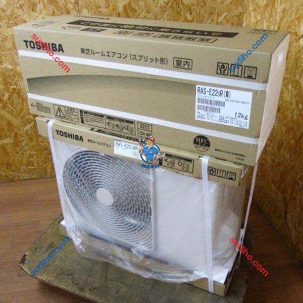 Điều Hòa Nhật Nội Địa Toshiba RAS-E225R Inverter 2 Chiều