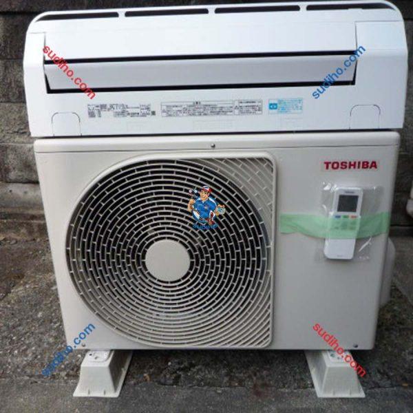 Điều Hòa Nội Địa Nhật Toshiba RAS-E285PY Inverter 2 Chiều