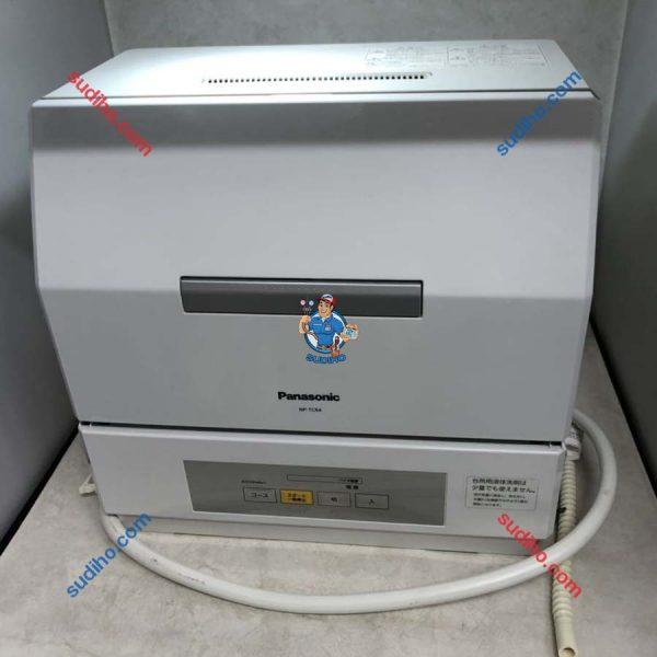 Máy Rửa Bát Nội Địa Nhật Panasonic NP-TCR4-W