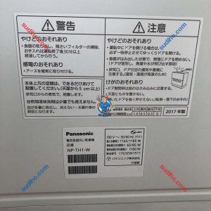 Máy Rửa Bát Nội Địa Nhật Panasonic NP-TH1-W