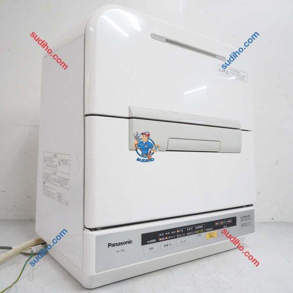 Máy Rửa Bát Nội Địa Nhật Panasonic NP-TM6