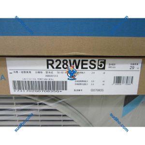 Điều Hòa Daikin Nội Địa Nhật F28WTES-W5 Inverter 2 Chiều
