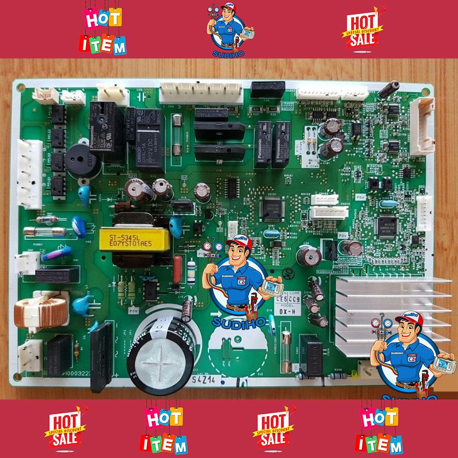 Board Mạch Tủ Lạnh Hitachi R-M700GPGV2X