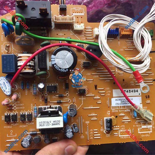 Bo Mạch Dàn Lạnh Điều Hòa Panasonic CS-QS9RKH-8