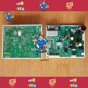 Board Mạch Tủ Lạnh Hitachi R-W660PGV3