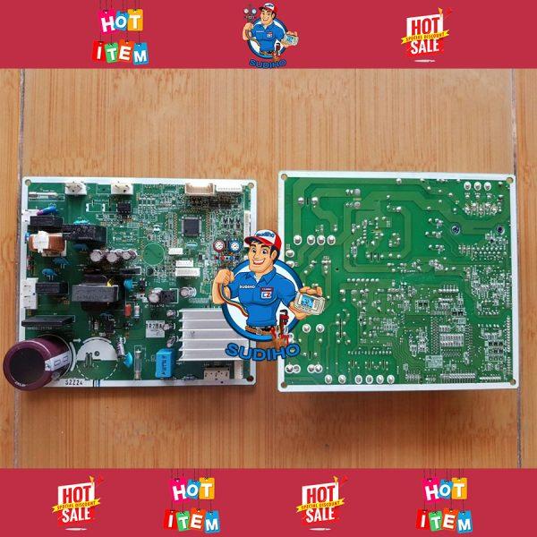 Board Tủ Lạnh Hitachi Inverter R-SG31BPG, R-SG37BPG