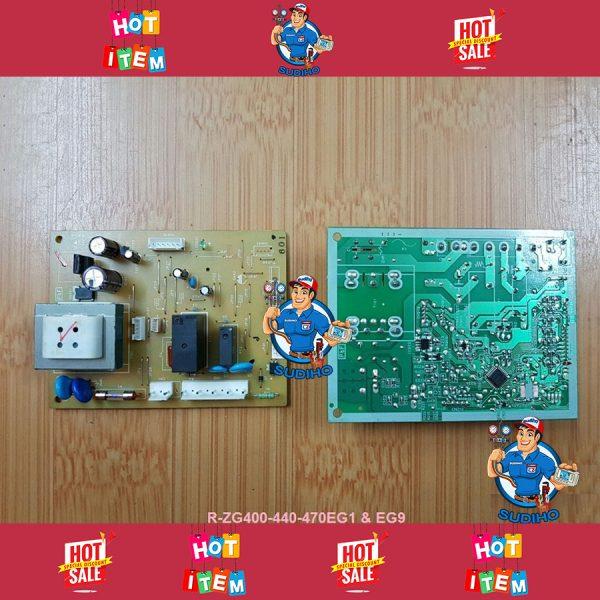 Board Tủ Lạnh Hitachi R-ZG400EG1, R-ZG400EG9