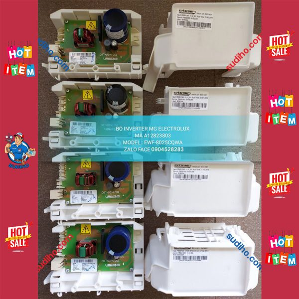 Bo Công Suất Máy Giặt Electrolux Mã A12823803