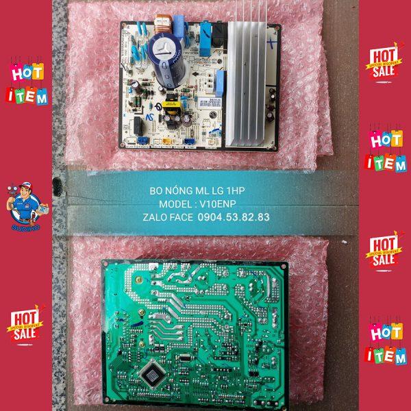 Bo Cục Nóng Máy Lạnh LG 1HP Model V10ENP