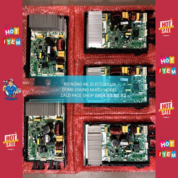 Bo Dàn Nóng Điều Hòa Electrolux Dùng Chung Model