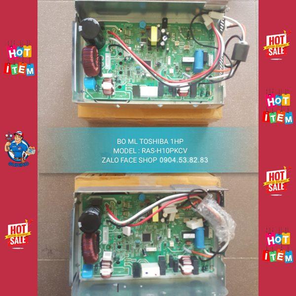 Bo Dàn Nóng Điều Hòa Toshiba 1HP RAS-H10PKCV